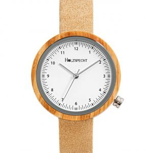 Wooden Watch Frühlingsstern Olive