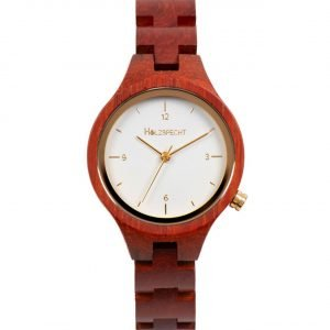 Wood Watch Waldgoldstern Rosewood