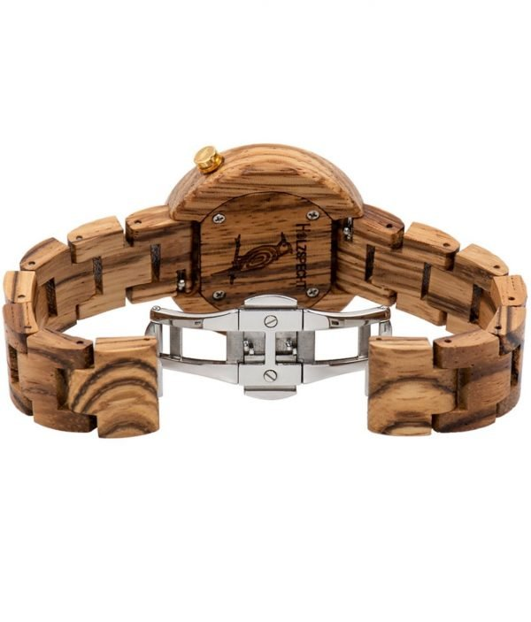 Wood Watch Sonnentaler Zebra Wood