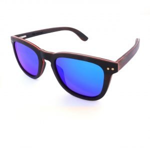 Holzspecht Wooden Sunglasses Mountain Sight Ebony