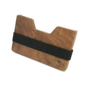 Moneyclip Donau Walnut