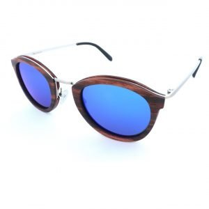 Holzspecht Wooden sunglasses Free Sight Ebony