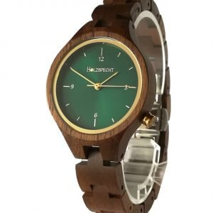Holzspecht Wood Watch Waldgoldstern Walnut