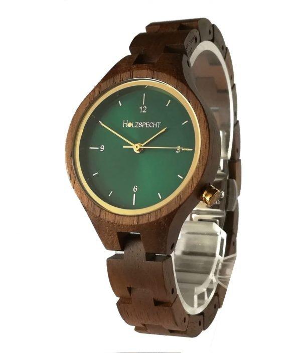 Holzspecht Wood Watch Waldgoldstern Walnut
