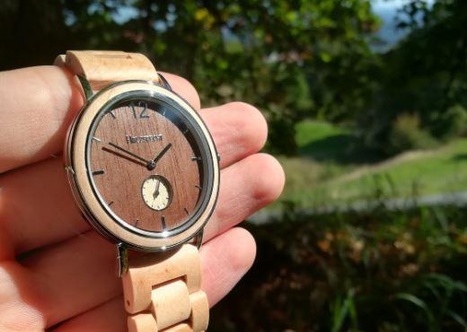 Wood Watch Karwendel