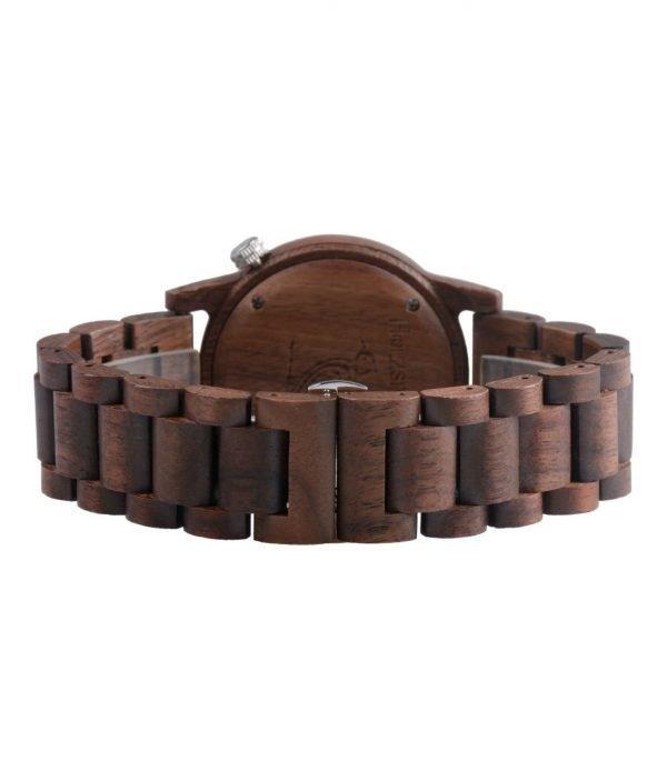 Wood Watch Wildensteiner Walnut Ebony