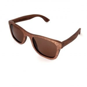 Holzspecht Wooden Sunglasses Weitblick Walnut