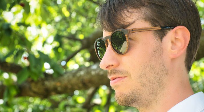 Holzspecht Wooden Sunglasses